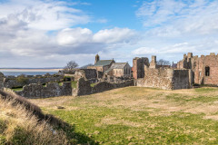 Lindisfarne Priory, Church of St Mary