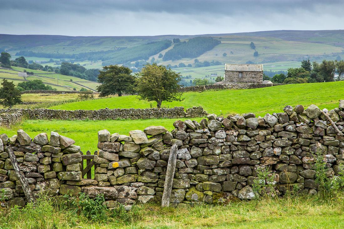 Barn near Reeth