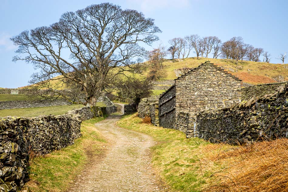 Lake District barn
