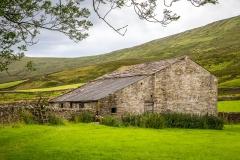 Yorkshire Dales barn