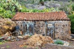 La Palma barn