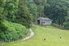 Barn in Patterdale