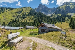 Pertuis, Chablais Alps