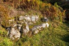 Ullswater bench
