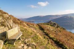 Memorial Seat, Ullswater