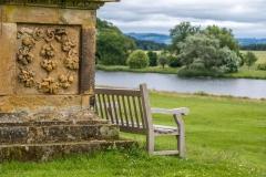 Castle Howard bench