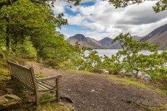 Wast Water bench