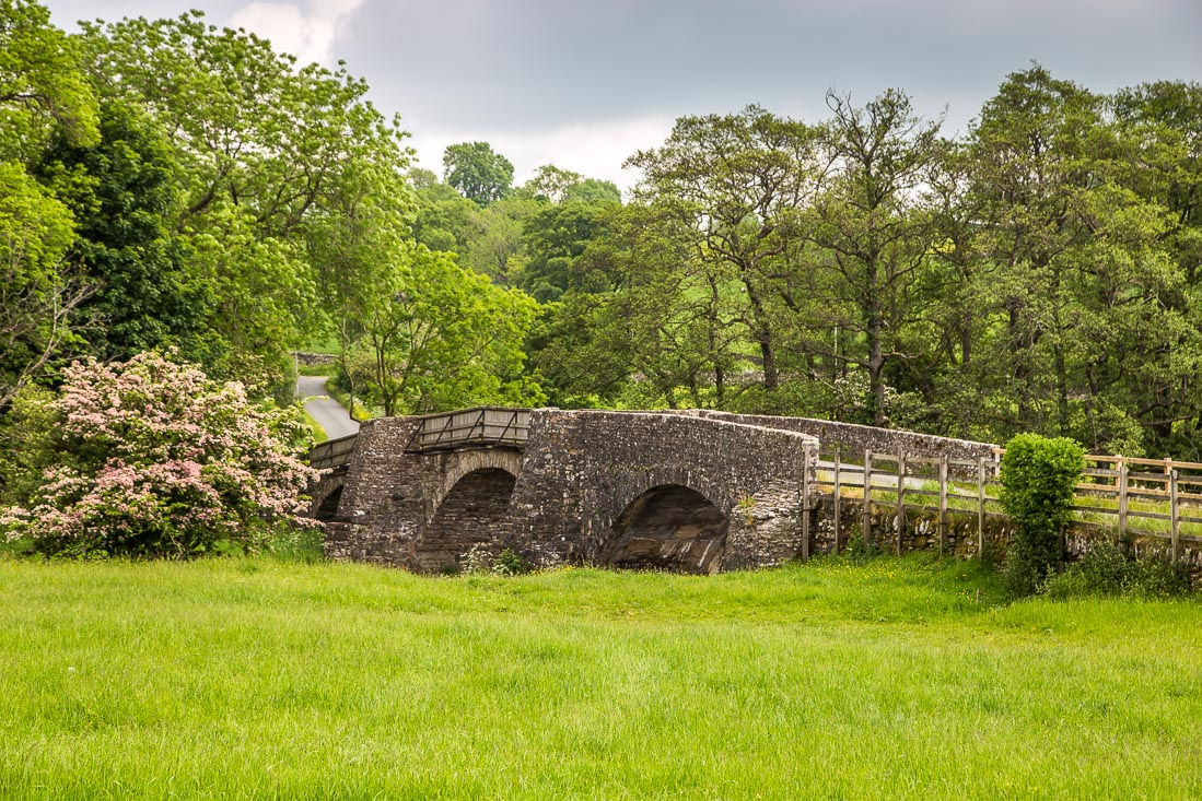 Bridge over the River Lowther