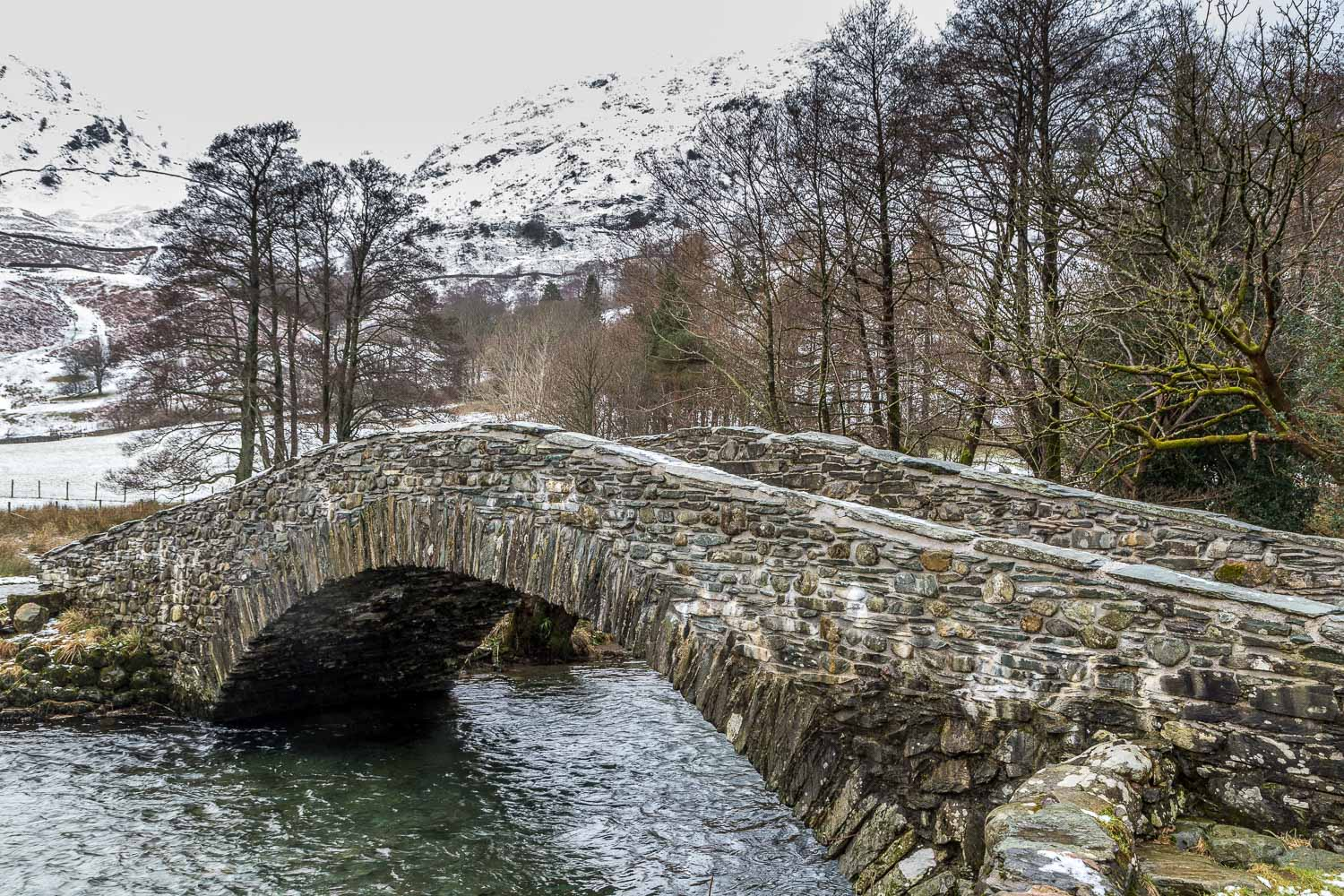 New Bridge Borrowdale