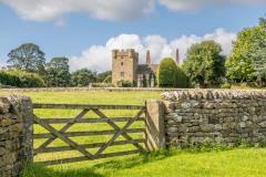 Halton Castle, Northumberland