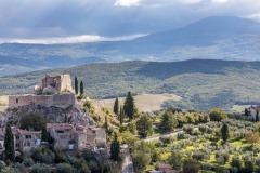 Castiglione d'Orcia, Tuscany