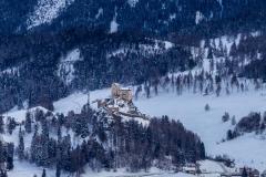 Tarasp Castle, Scuol, Lower Engadine