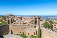 Montalcino Fortress, Tuscany