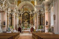 Church of St. Jakob and St. Leonard, Arabba, Dolomites