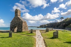 St Brynach's Church, Cwm-yr-Eglwys, Pembrokeshire