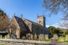 St Cuthbert's Church Lorton