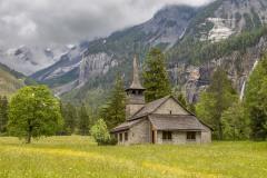 Catholic church, Kandersteg, Bernese Oberland