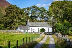 Newlands Church, Cumbria