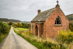 Ruined Edwardian Chapel in Troutsdale