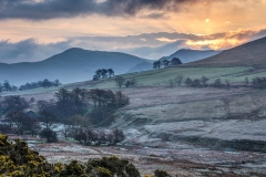 Newlands Valley dawn