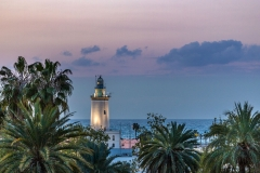 Lighthouse, Malaga