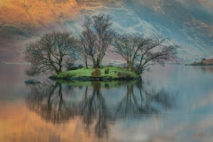 Crummock Water at dawn