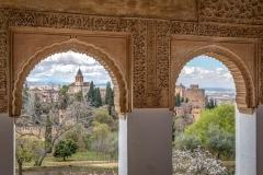 The Alhambra from Generalife