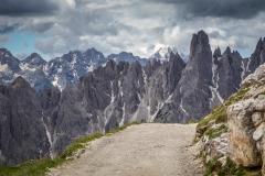 Tre Cime circuit, Dolomites