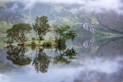 Mist, Crummock Water