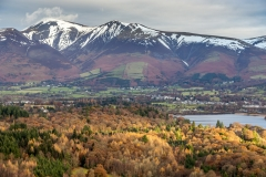 Skiddaw from Catbells
