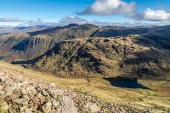View from Great Gable