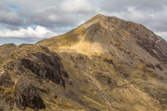 High Crag from Scarth Gap