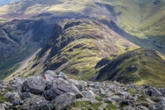 Seat and Haystacks from  High Crag
