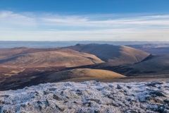 Blencathra from Skiddaw