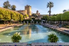 Alcazar Gardens, Cordoba