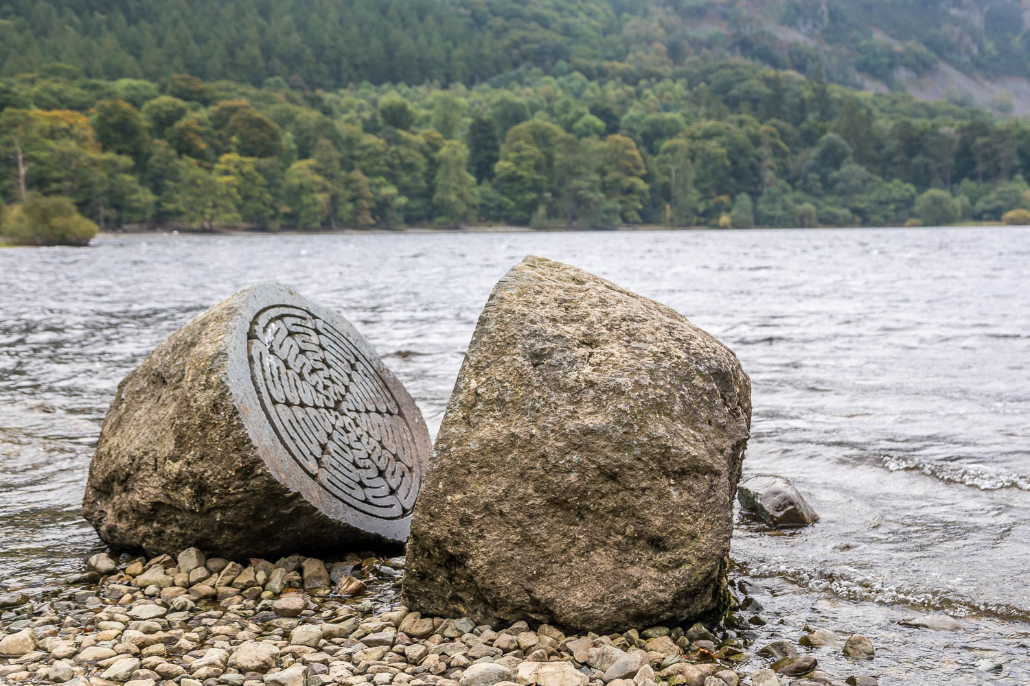 Centenary Stone, Calfclose Bay, Derwent Water