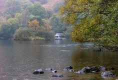 Boathouse at Rydal Water