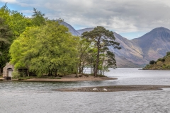 Foot of Wast Water