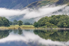 Dawn on Crummock Water