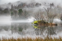 Mist on Rydal Water