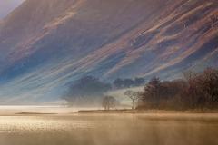 Crummock Water mist