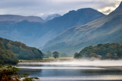 Head of Crummock Water