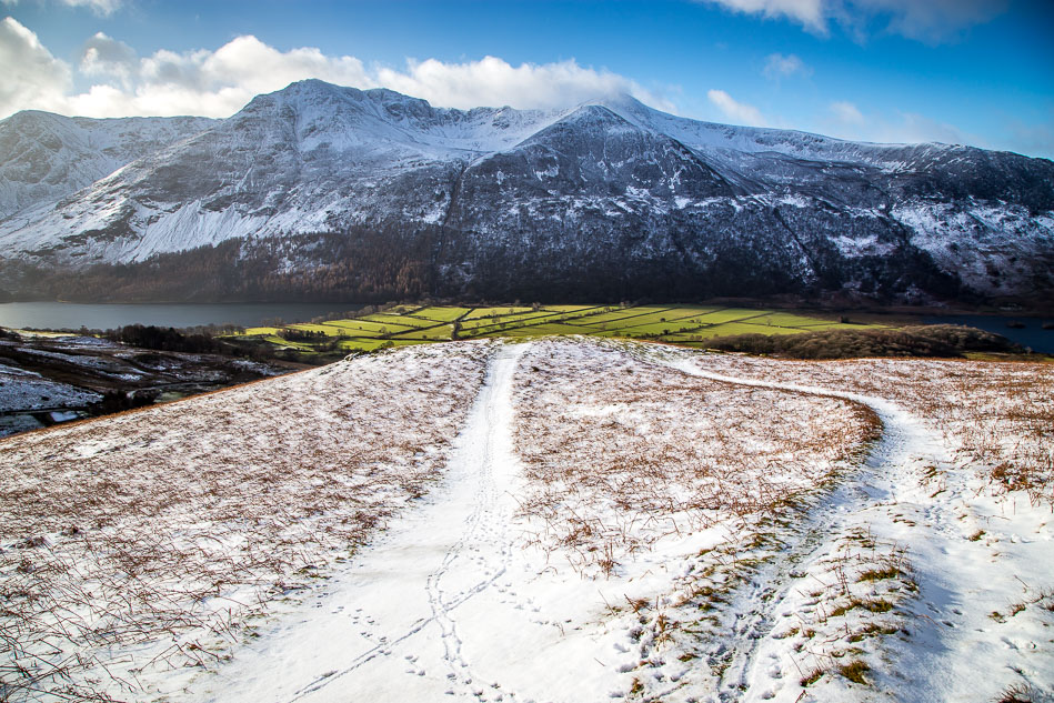 ath to Buttermere