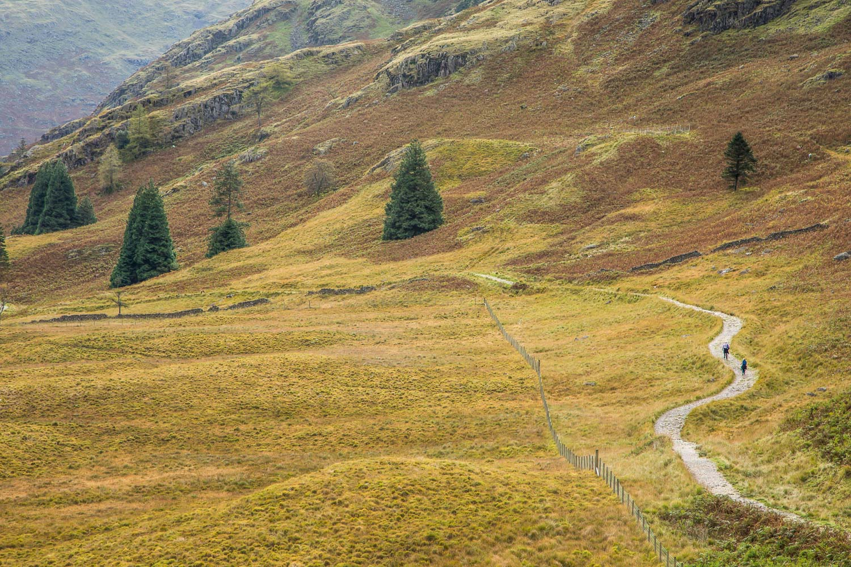 Path to Blea Tarn