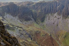 Below Haystacks