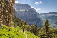 Faja Racon, Spanish Pyrenees
