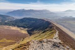 Sleet How ridge to Grisedale Pike
