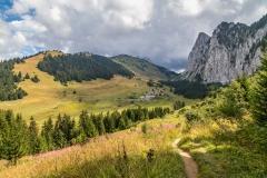 Cliffs of Mont Chauffé, Chablais Apls