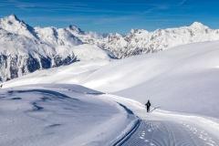Philosophers' Trail, Muottas Muragl
