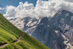 Viel del Pan, Dolomites